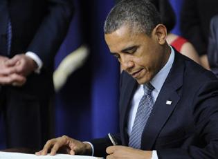美国总统奥巴马公布控枪对策