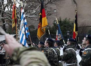 欧洲军团全部撤离阿富汗