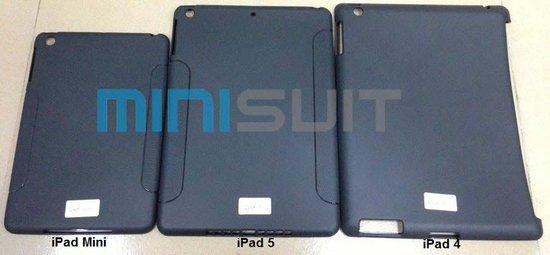 传苹果将于今年4月推出iPad 5 更薄更轻