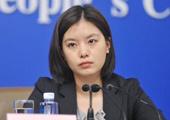 人大冷艳美女翻译酷似赵薇