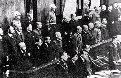 安倍竟质疑东京审判 是战胜国的裁决