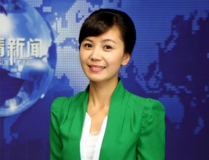 俞丹丹――《德清新闻》主播