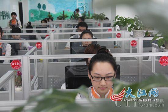 大江网:陕西联通10010呼叫中心设iPhone专席