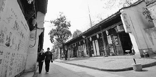 金华老街_浙江纵横 金华 正文      浙江在线04月09日讯  古子城是金华的老街区