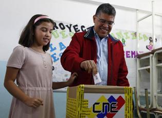 直击委内瑞拉大选