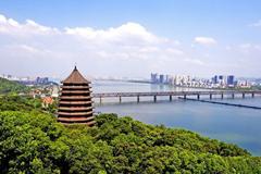 杭州六和塔将首次封塔大修