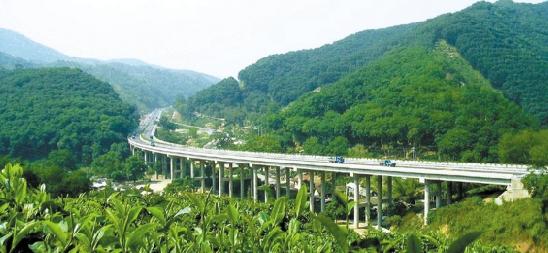 临安市打造杭徽高速生态景观长廊 预计2014年