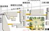 庆春广场地下拟造商城和停车场