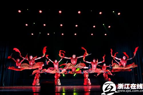 中国某地下歌舞演艺