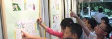 同在蓝天下 慈孝促成长 ―――台州市青少年活动中心流动少年宫活动侧记