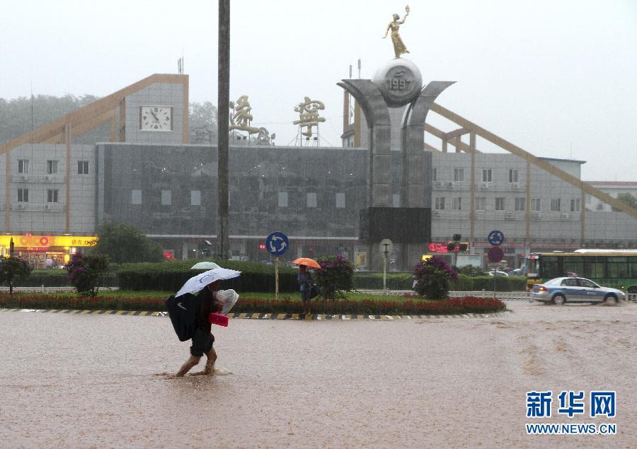 强降雨造成四川2人死亡5人失踪