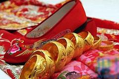 中国大妈抢金背后:给女当嫁妆