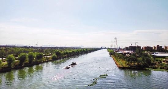 一江春水入浙东--浙东引水工程应急引水六个西湖