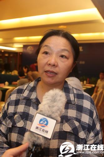 杭州市文学艺术界联合会主席 陈一辉