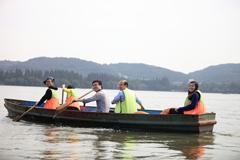 西湖手划船16年来首次提价