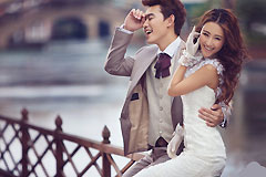 杭州湾湿地公园开放婚纱摄影