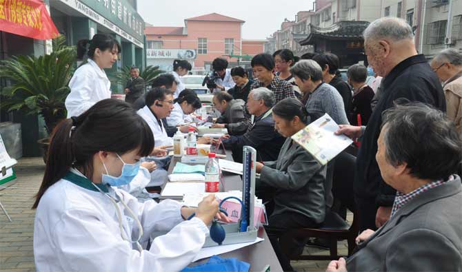 为爱接力 杭州桐君堂中医出资捐赠红十字救
