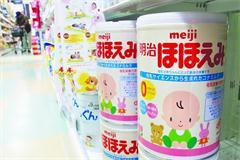 明治奶粉确认退出中国市场