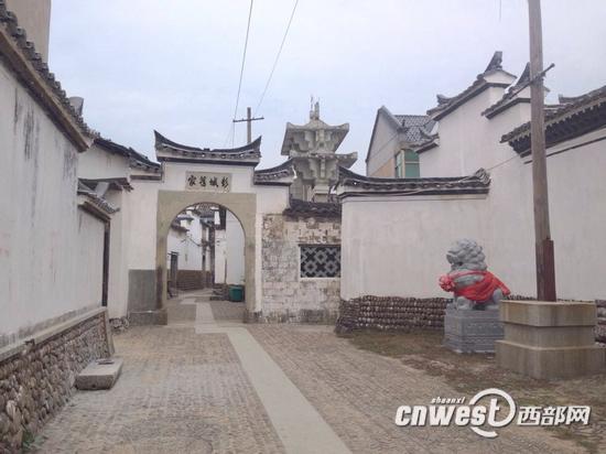 寻找浙江松阳千年古村落
