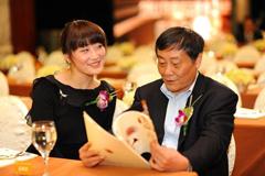 宗庆后谈女儿:不了解中国现状