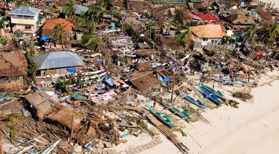 浙江数百游客滞留菲律宾长滩岛