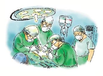 走近外科医疗组 感受冰冷手术后隐藏的别样温