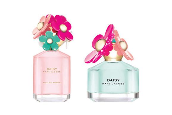 Marc Jacobs限量版香水 甜美女孩多彩性格的引
