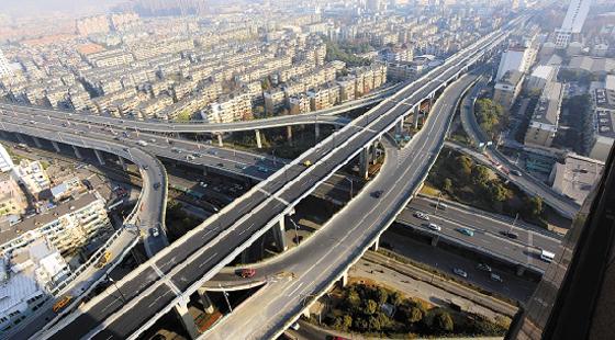 杭州德胜快速路正式开通