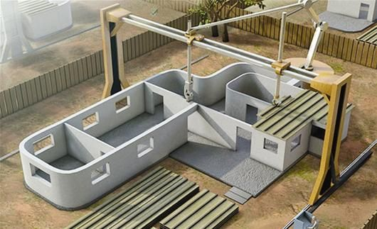 王石:三年后万科用3D打印机建房子-浙商网-浙