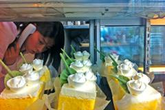 十多年杭州老牌蛋糕店转战网上