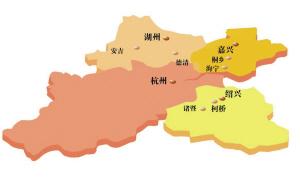 安吉gdp_浙江各县市GDP排名出炉 看看我们嘉善排第几