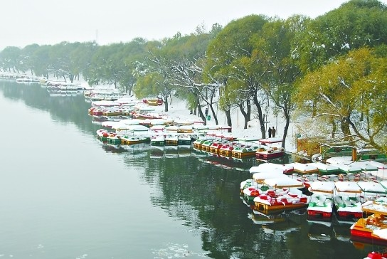 河南鹤壁淇河