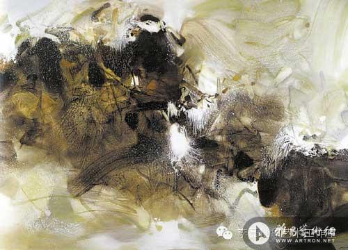 朱德群:我要把一生最好的作品留在上海-书法频道 ...