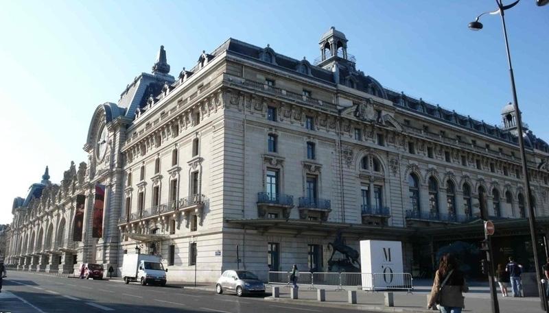 法国巴黎奥赛艺术博物馆