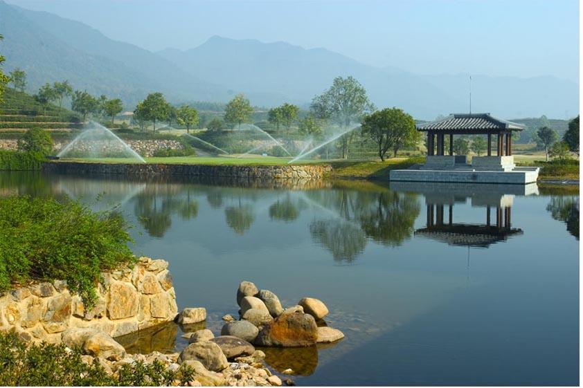 富春江水利风景区