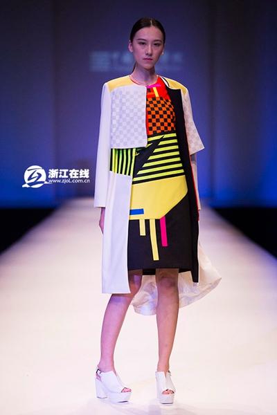 2014杭州国际时装周开幕