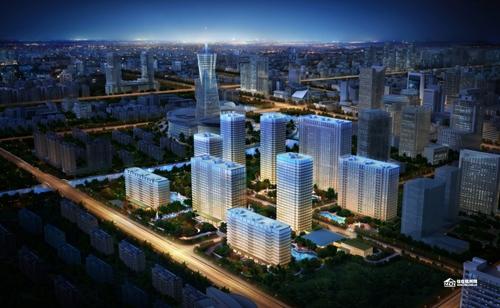 杭州房地产两大传奇巨头,为武林壹号而来-住在杭州