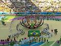 2014巴西世界杯开幕式 天后献唱主题曲