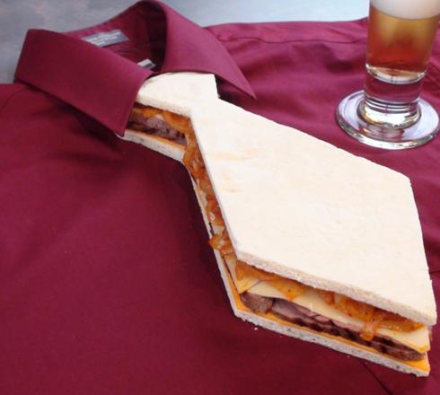 史上最奇形怪状三明治