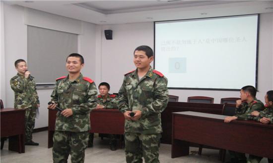 梅山边检站举办基层官兵百科乐园知识竞赛