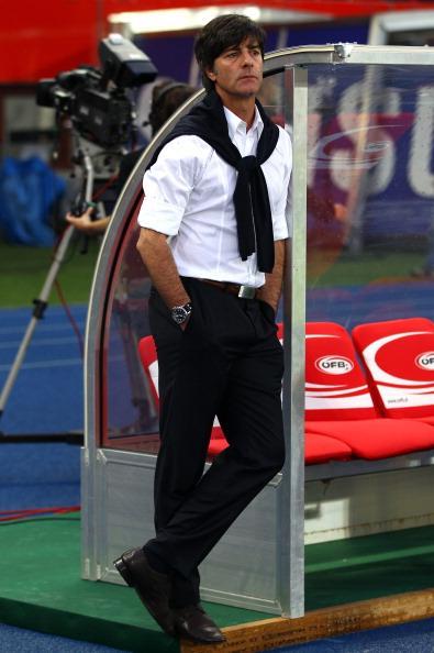 德国队主帅尤阿希姆勒夫 史上最帅气教练