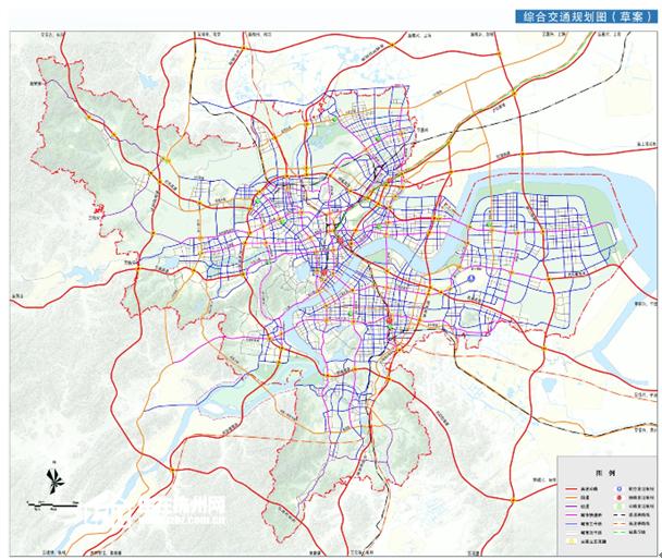 """京津新城规划_""""新总规""""的三大亮点与四大疑问——杭州城市总体规划修改 ..."""