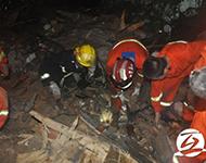 泥石流冲垮房屋 一家三人遇难