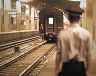 杭州最后一趟绿皮火车昨晚话别