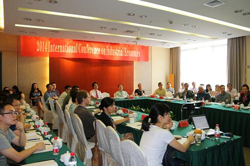 2014产业经济学国际会议落幕