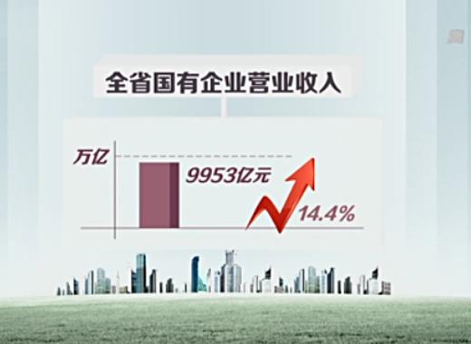 2013年 浙江国有企业实现营业收入近万亿元