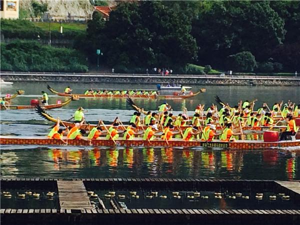 建德新安江旅游节_2014年7月17日今天下午,\