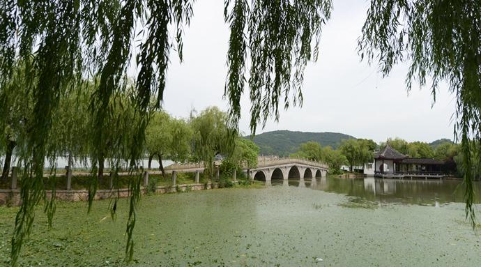 亲水行——漫步南北湖