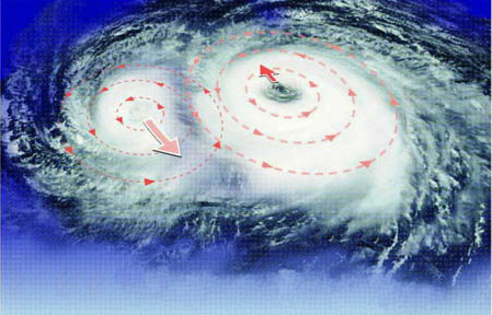 七夕节,台风成双成对来搅局