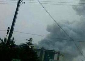 江苏昆山一工厂发生爆炸 已致65人死亡